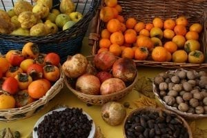 Eat Local produce on your Cycle Trip in Spain