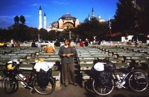 Cycling Country in Istanbul, Cycle Touring Europe