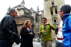 Bike and Walking tours in Spain
