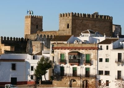 Cycling Andalucia, Carmona Alcazar, Spain
