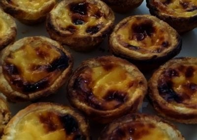 Custard Tarts, Portugal´s Favourite Treats