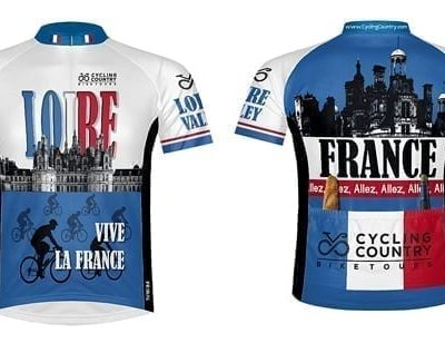 Buy A France Cycling Jersey