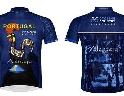 2018 Buy A Portugal Cycling Jersey