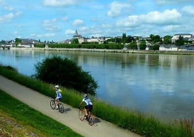 Self Guided Easy Cycling Tour France