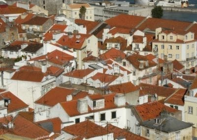 LIsboa and the Alfama