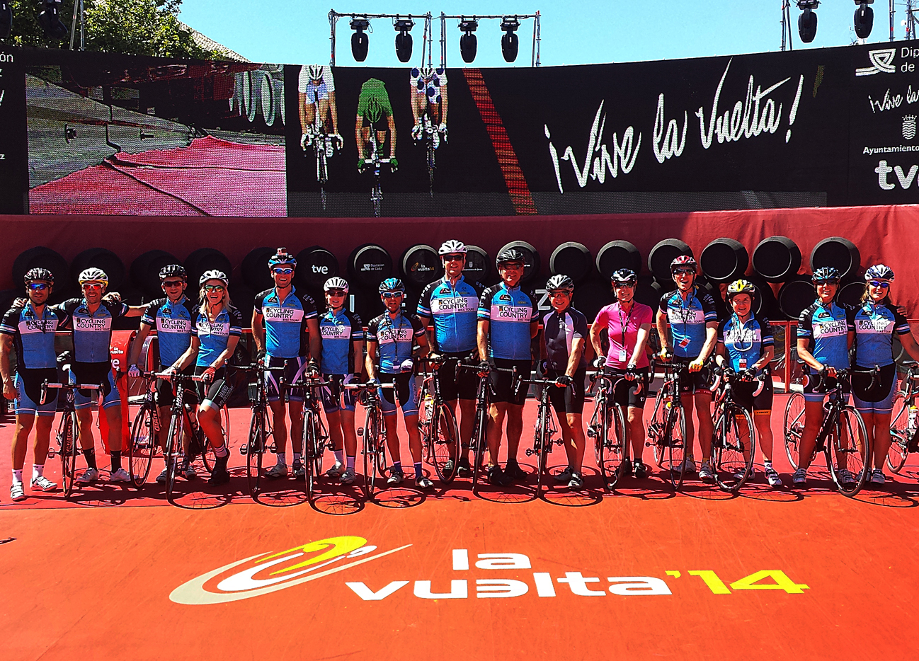 Ride the Grand Depart of La Vuelta Stage 1 as VIP