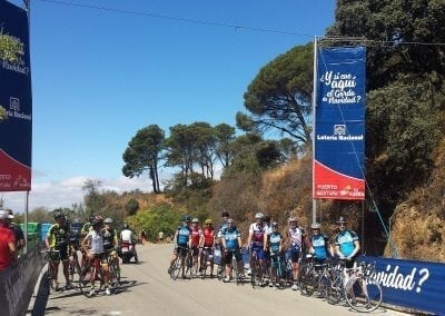 Challenging Road Cycling in Inland Andalucia