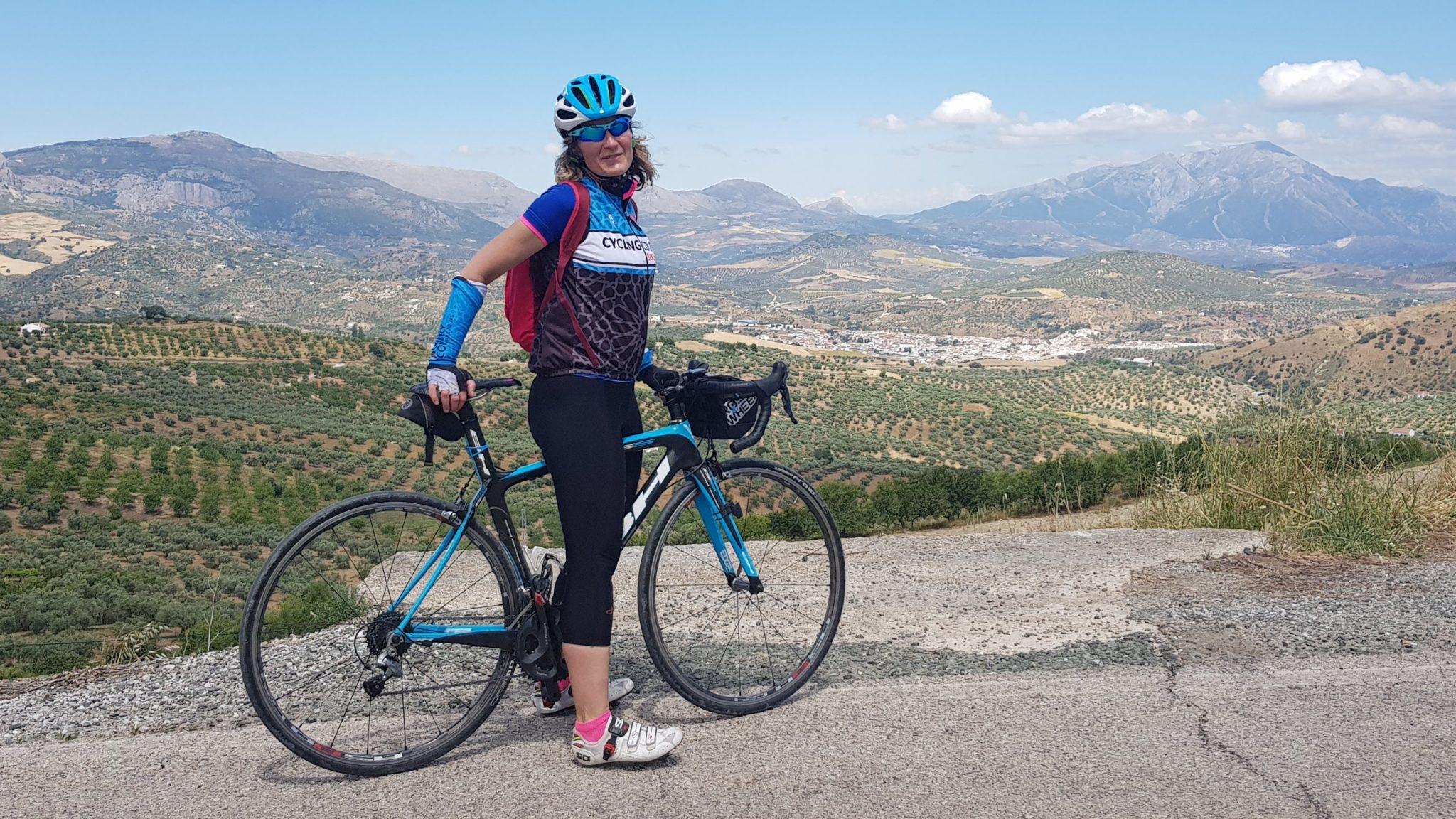 Road Cycling in the Costa del Sol