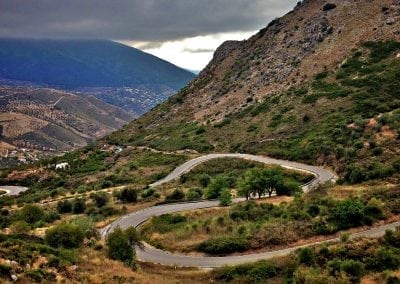 Inland and Costa del Sol Road Cycling