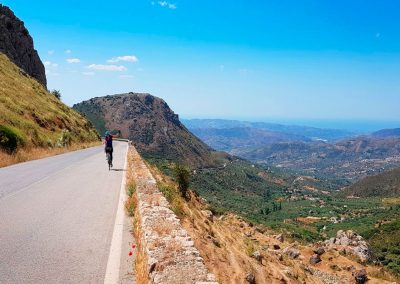 Cycling around the Costa del Sol
