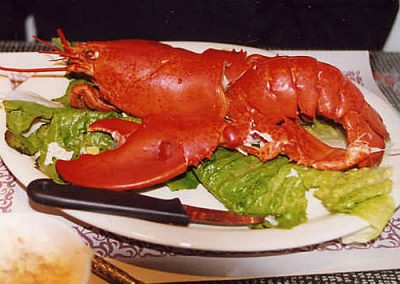 LobsterMeal-Cheticamp