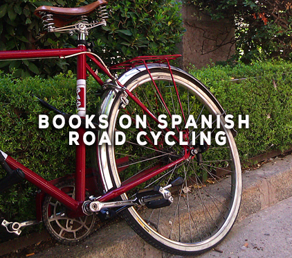 Books about Spanish Road Cycling