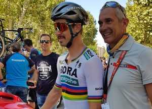 See Peter Sagan at our La Vuelta a España Bike Tour