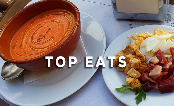 Best Places To Eat in Spain