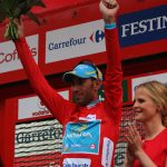 Cycle La Vuelta 2020 Race Route, VIP access to Finish, see Nibali