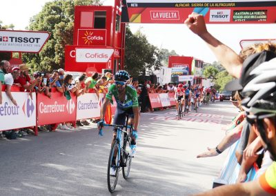 Bike Tour for La Vuelta 2019, Best Road Cycling Tour in Spain