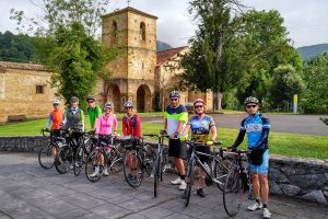 Cycling North Spain Cangas De Onis