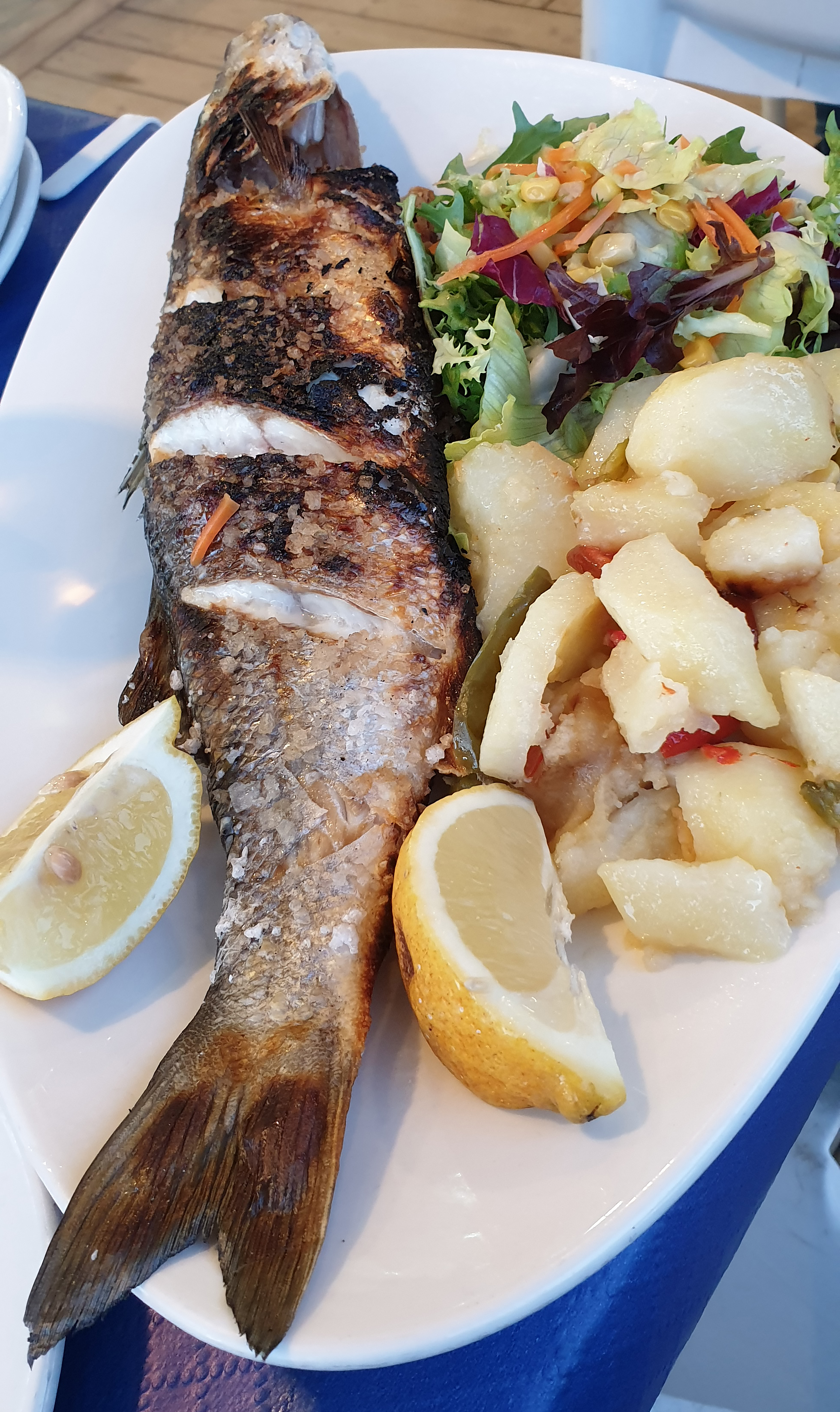 Delicious Spanish Seafood Meals