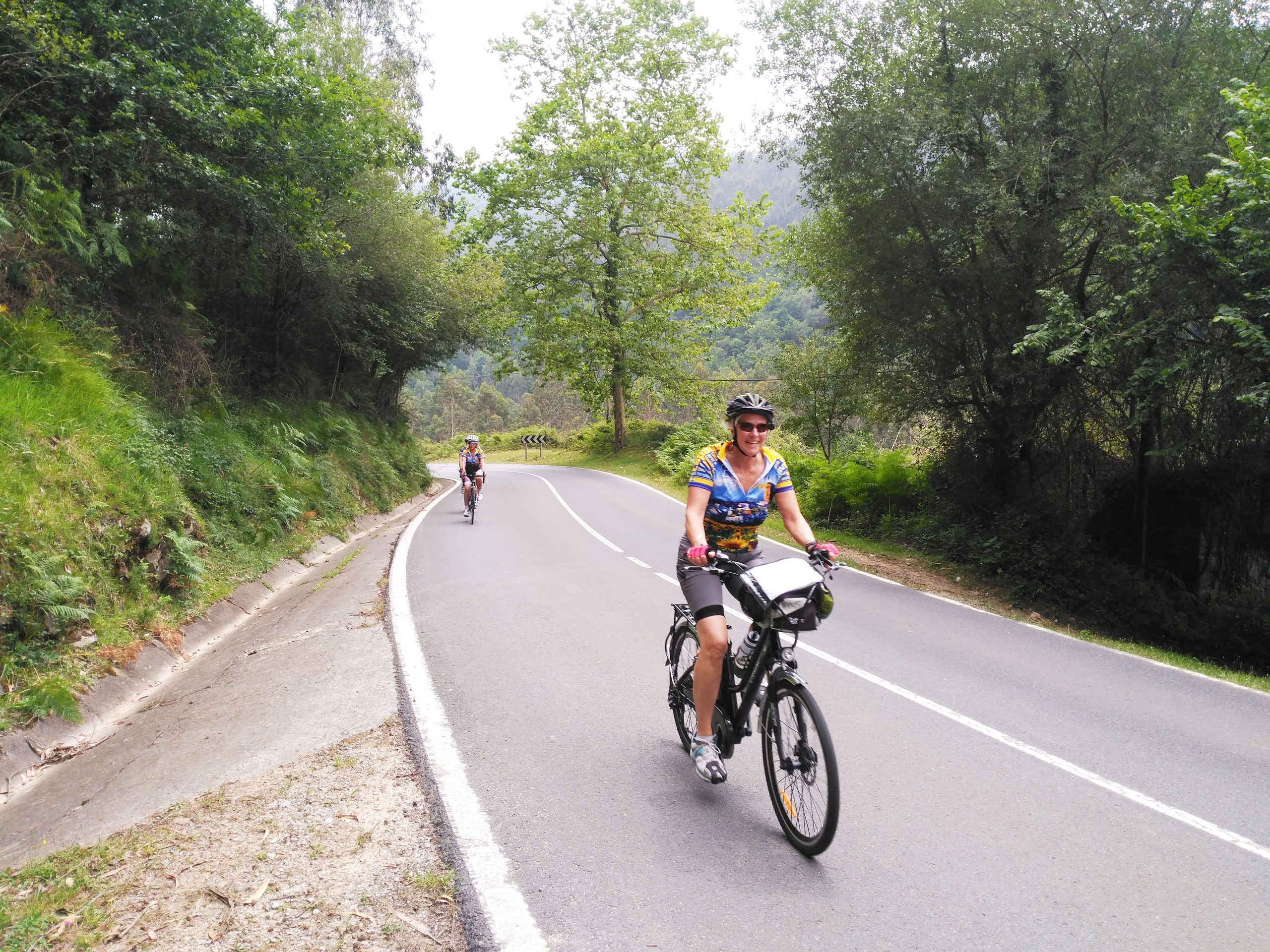 Cycling the North of Spain