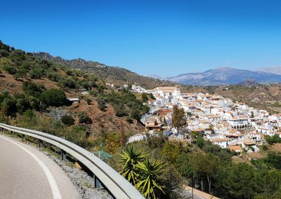 Cycling In Southern Spain