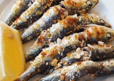 Eat Fish On Your Costa Del Sol Bike Tour