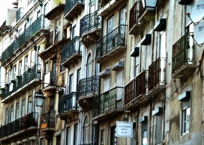 Atmospheric Portuguese houses