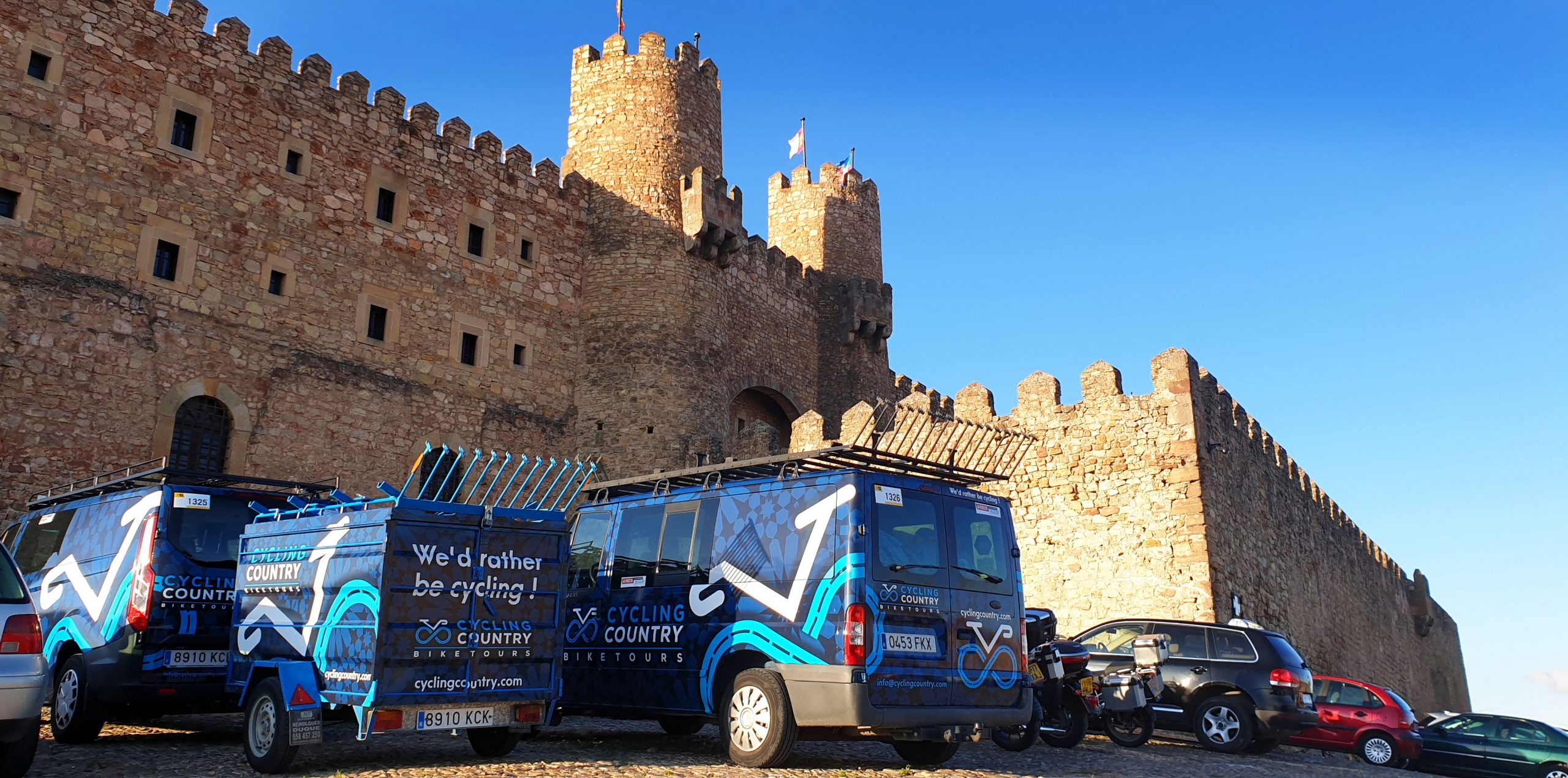 Vuelta Road Cycling Tour in Spain
