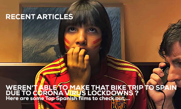 Best Bike Rides in Andalucia Spain