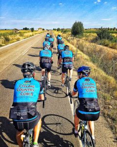 Cycling with Cycling Country Bike Tours in Andalucia