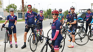Sierra Nevada Cycling Private Tours