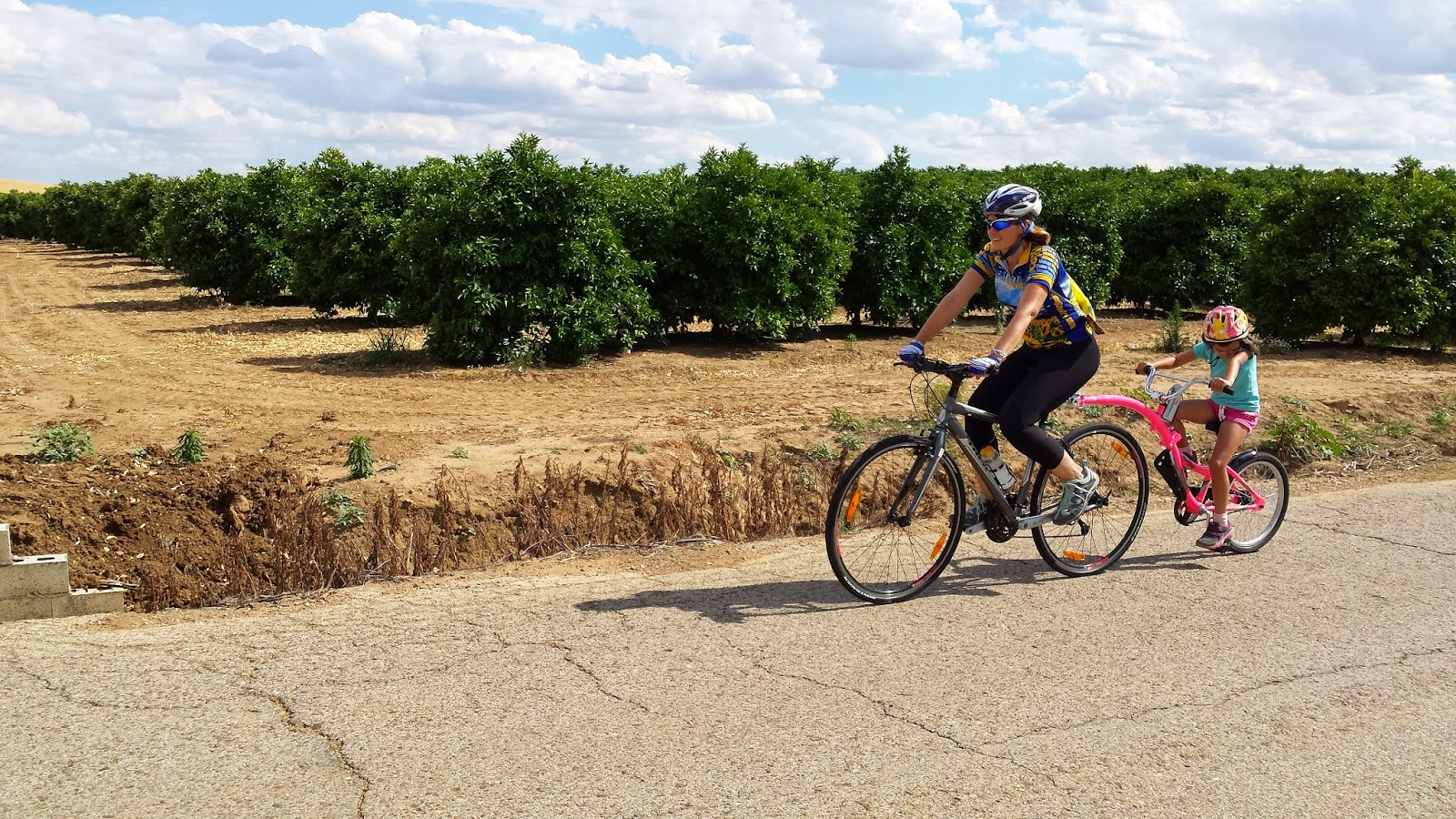Cycling Andalucia Spain in Columbus' Footsteps