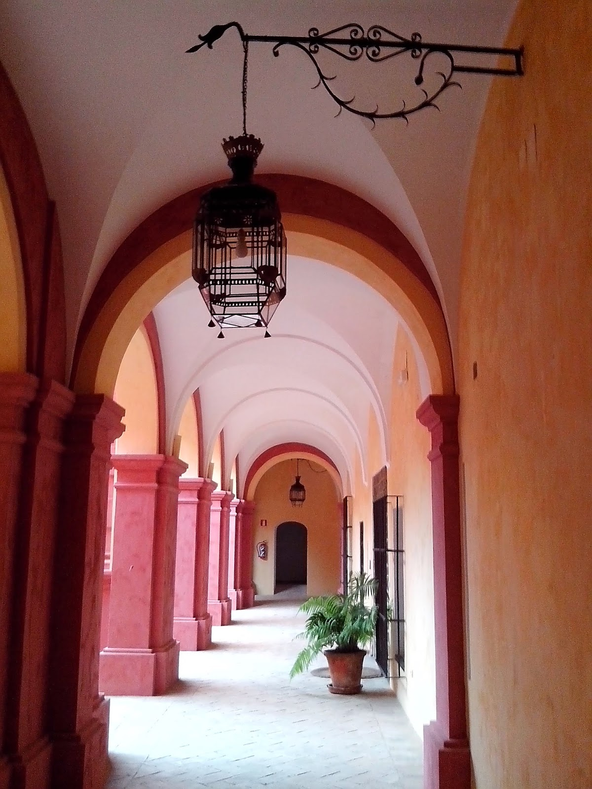 Cycling Andalucia in Columbus' Footsteps - Monasterio San Francisco Hotel