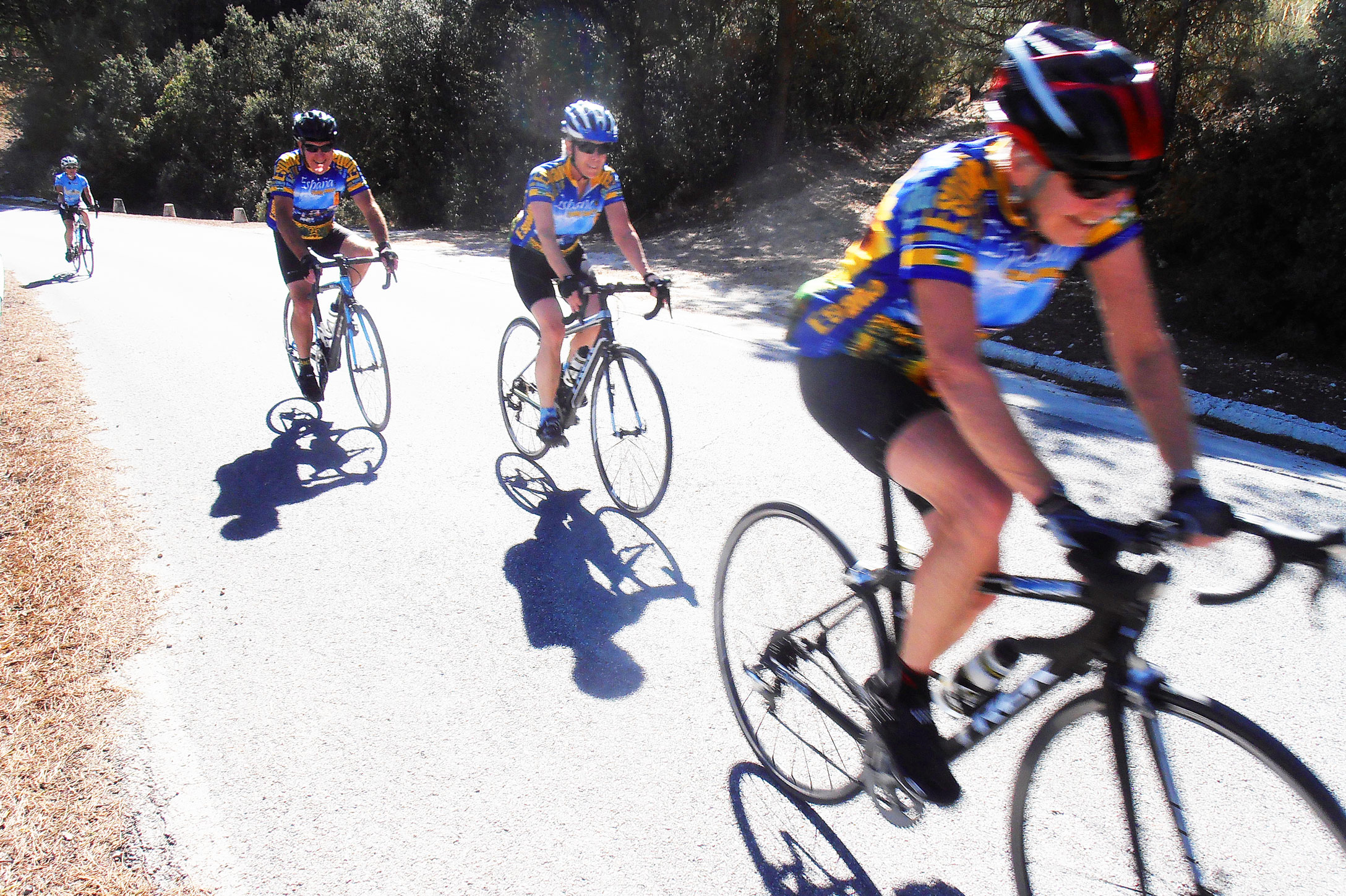 Tips for how to Cycling Together in a Group