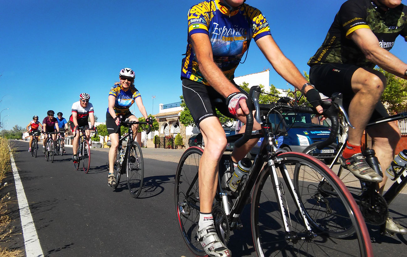 Learn the Rules of Group Cycling