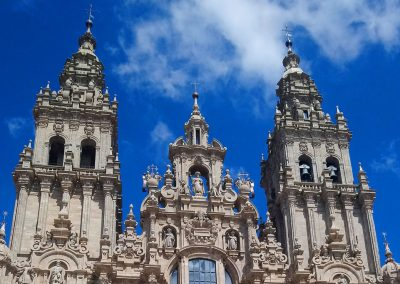 Cycle the Portuguese Camino