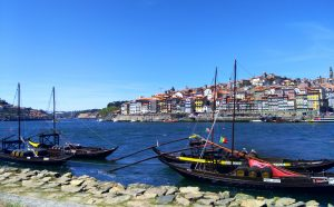 Cycling in Porto