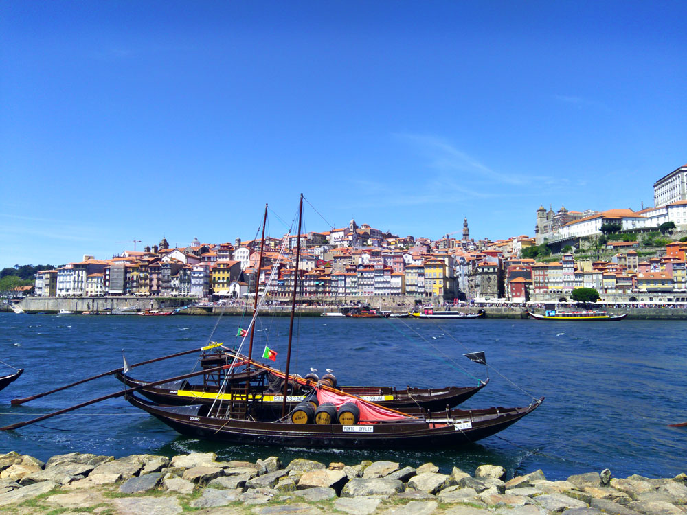 Oporto's best architecture is found in the Ribeira distcit