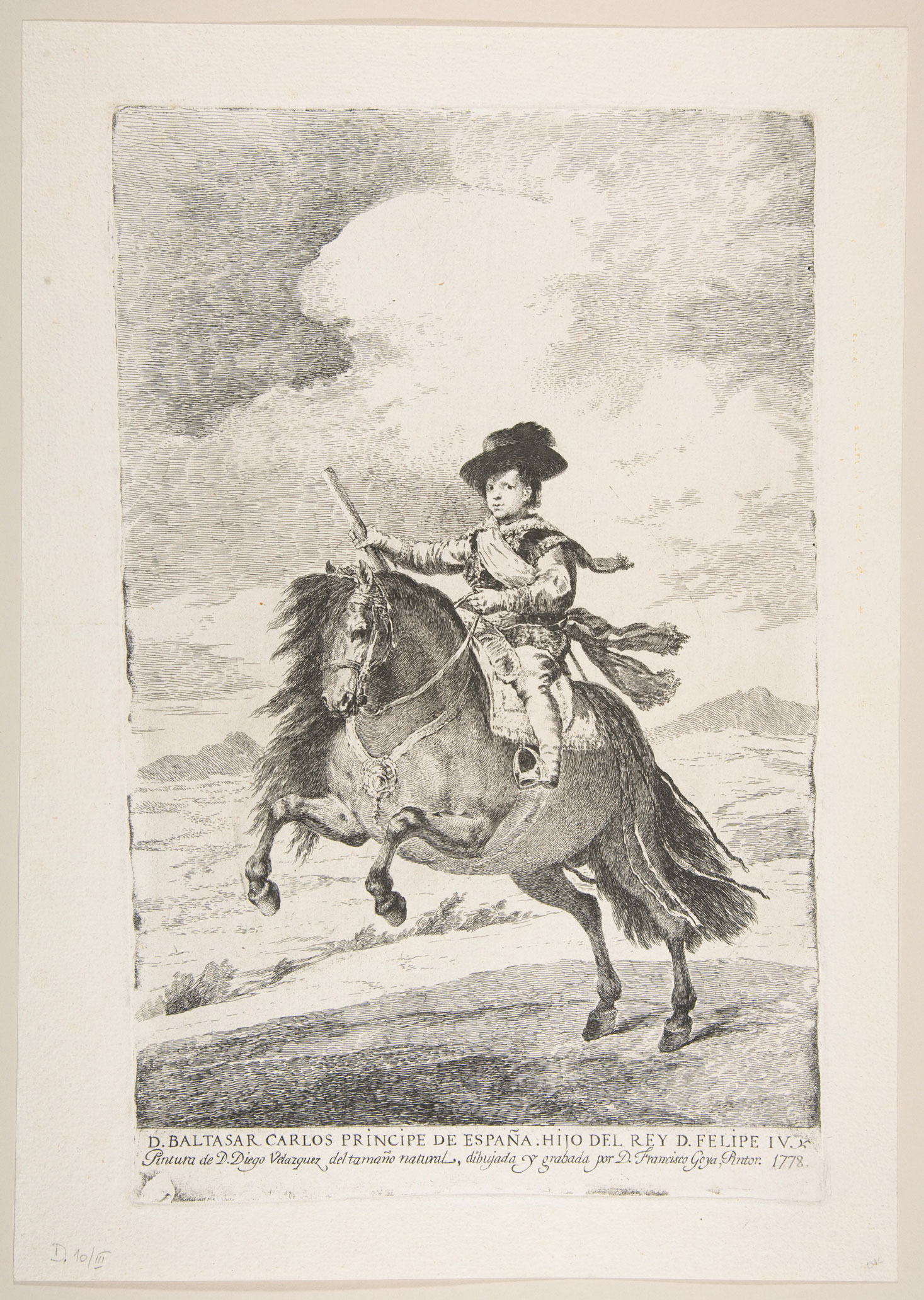 Goya, one of Spain's 4 most famous Artists - Goya's famous Etchings