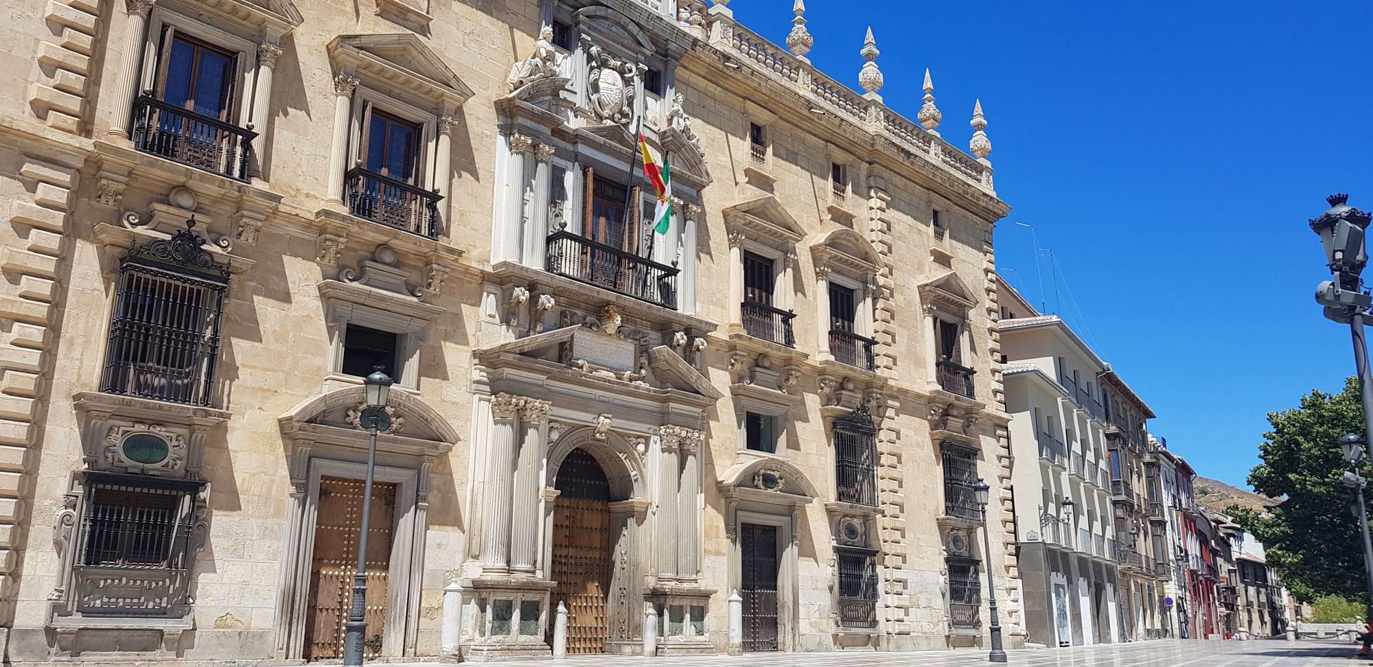 Unexplained mysteries in Granada's Law Courts
