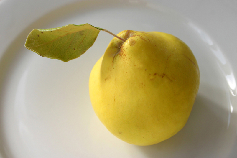Local Spain Fruit Quince