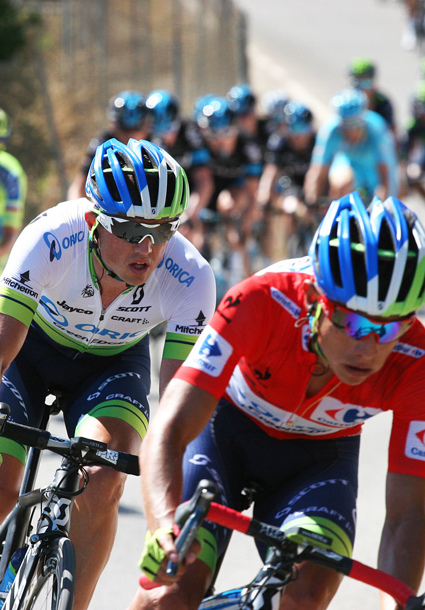 Road Cycling and the Peloton