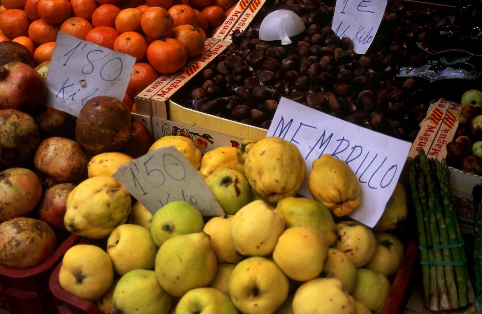 Quince in Spain