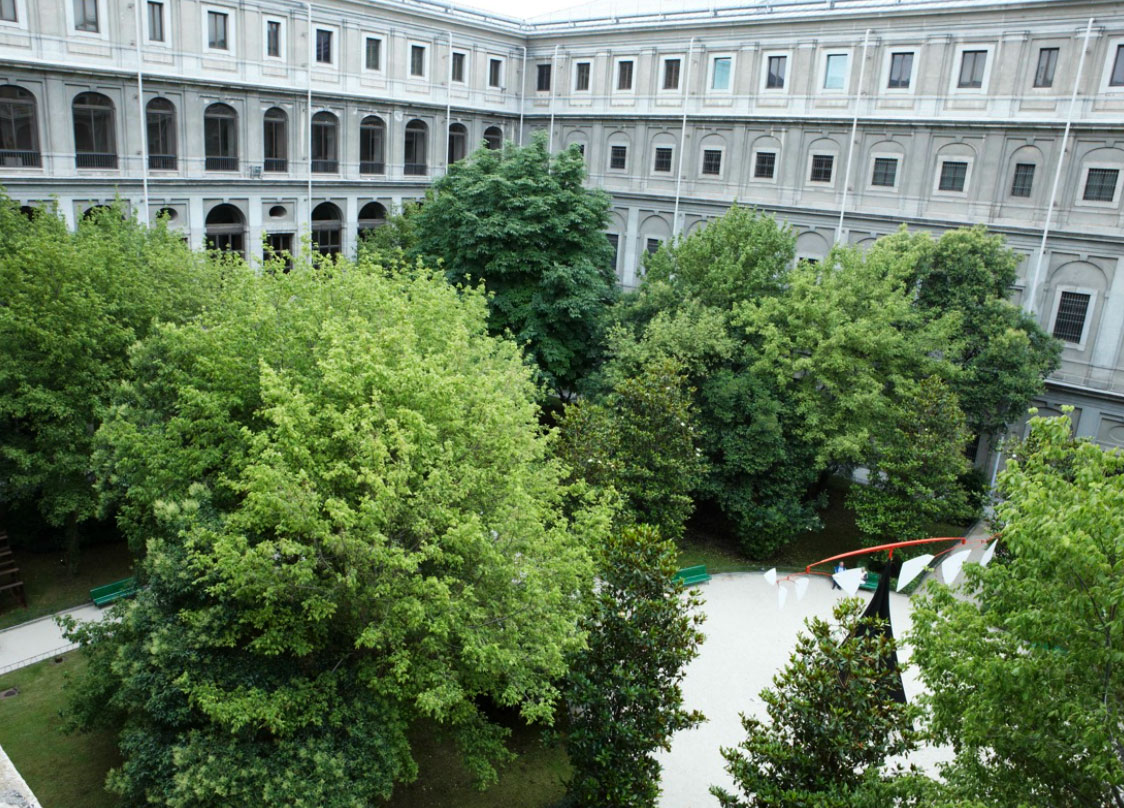 Visit Reina Sofia Art Gallery in Madrid