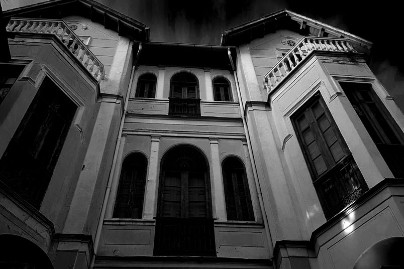 5 of the most Haunted places in Spain
