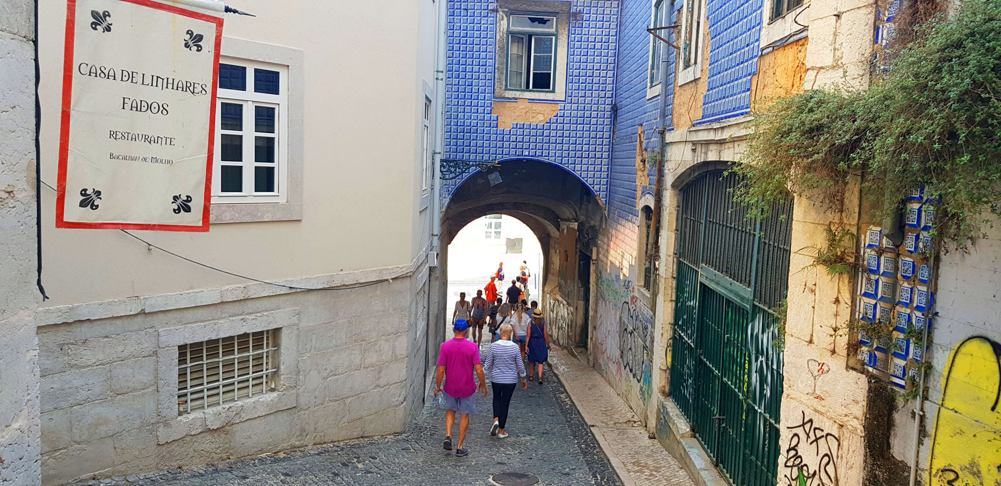 Where to go for Fado in Lisbon's Alfama district