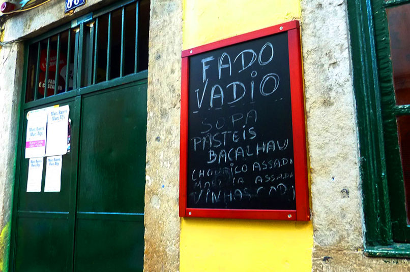 Best Places for Fado Music in Lisbon