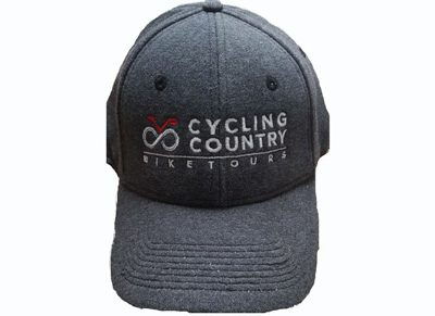 Baseball Cap by Cycling Country Bike Tours