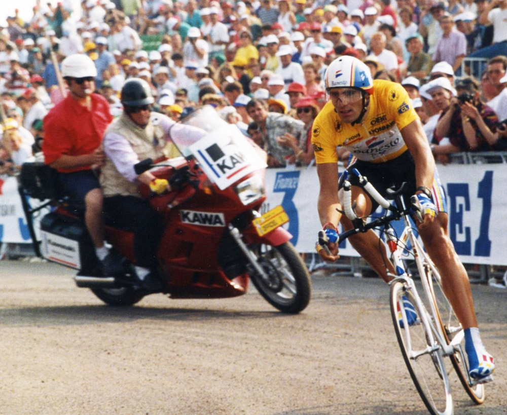 Ultimate Spanish Cyclists all time - Big Mig