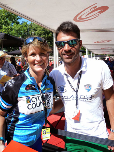 The best pro cyclists from Spain, Oscar Pereiro