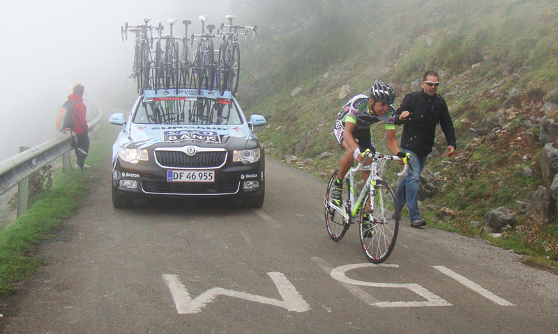 Best Road Cyclists in Spain, Carlos Sastre